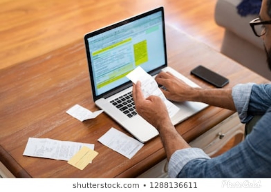Types of source documents: Invoice
