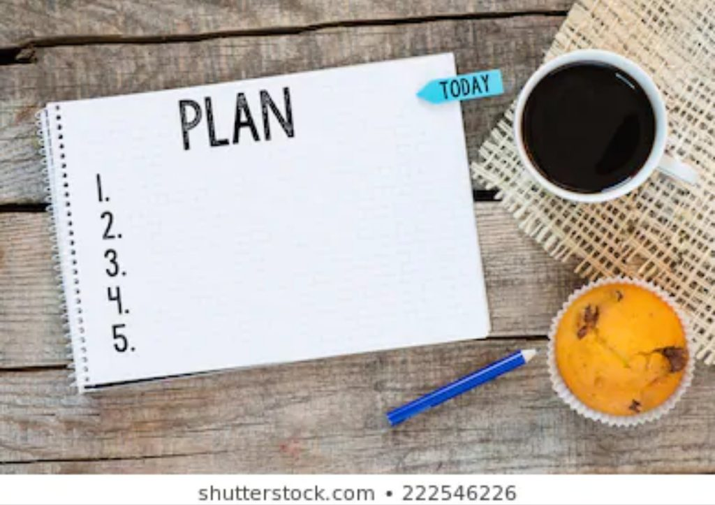 """""""Plan, plan and plan"""" is a business mantra you absolutely need"""