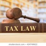 Tax law: Meaning and Explanations