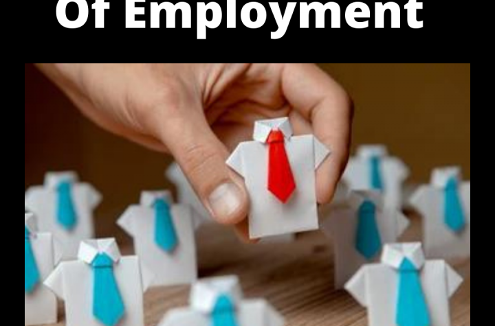 Meaning and Forms of Employment base on Personal Income Tax (PITA)